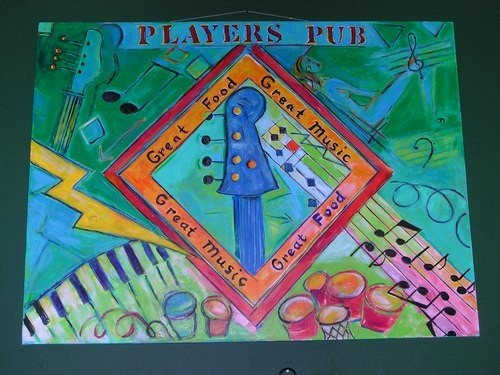Player's Pub